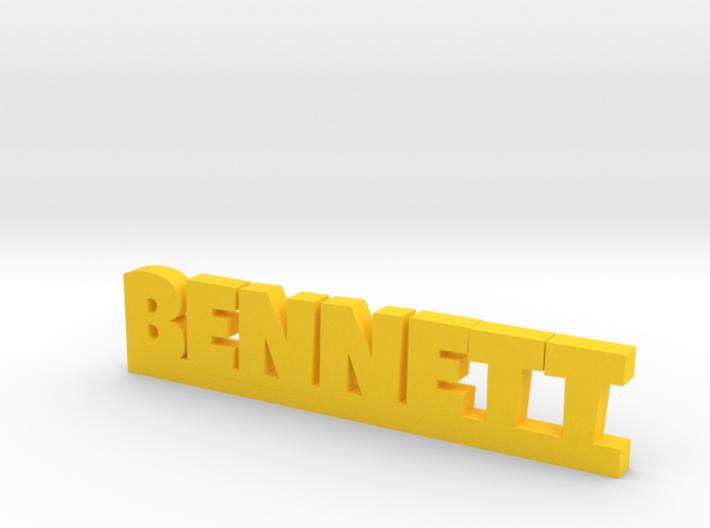 BENNETT Lucky 3d printed