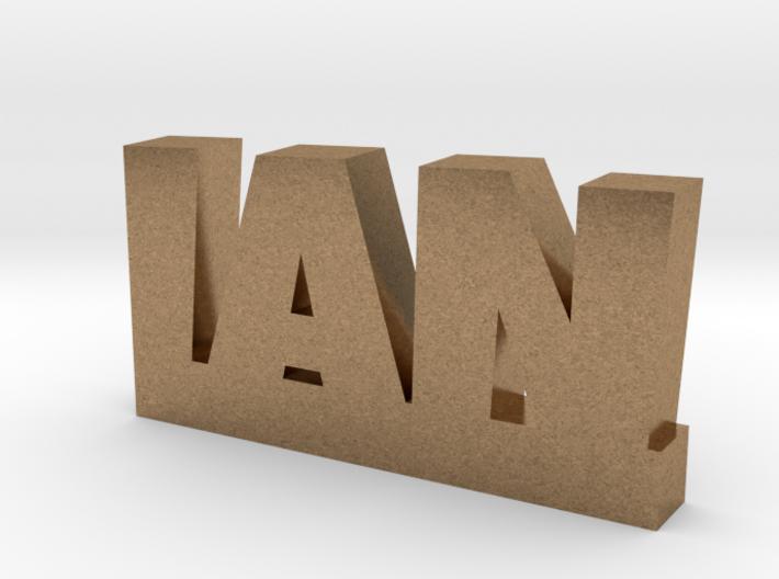 IAN Lucky 3d printed