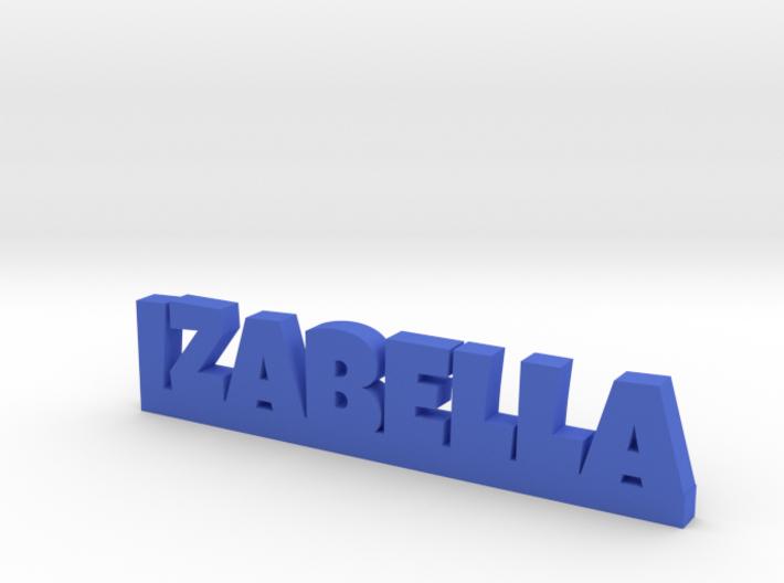 IZABELLA Lucky 3d printed