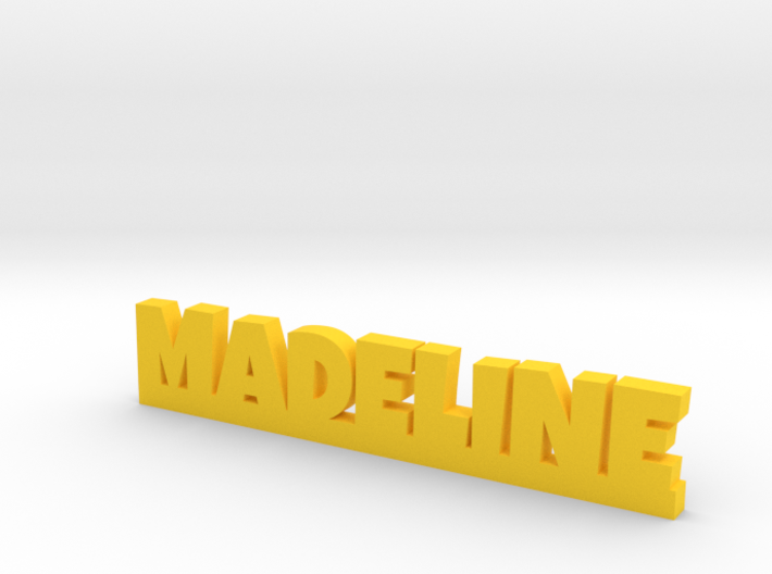 MADELINE Lucky 3d printed