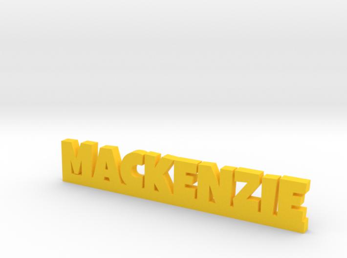 MACKENZIE Lucky 3d printed
