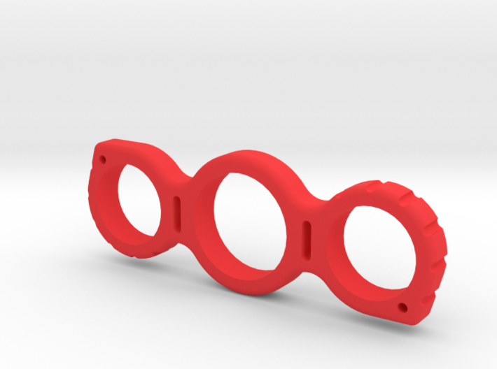 Dime Fidget Spinner 3d printed