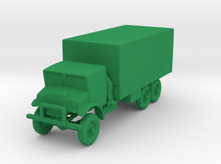 1/144 Scale C60L Truck Covered 6x6 3d printed