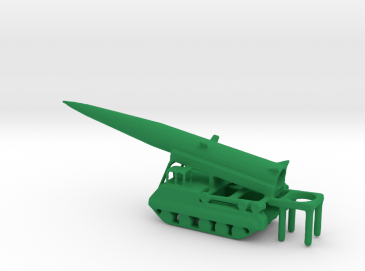 1/144 Scale M474 Launcher MGM-34 Missile 3d printed
