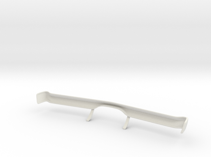 Dodge Charger 1698 Front Bumper 1/10 3d printed