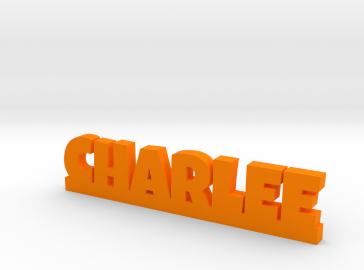 CHARLEE Lucky 3d printed