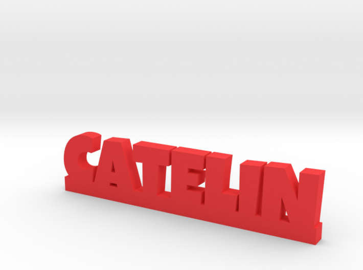 CATELIN Lucky 3d printed