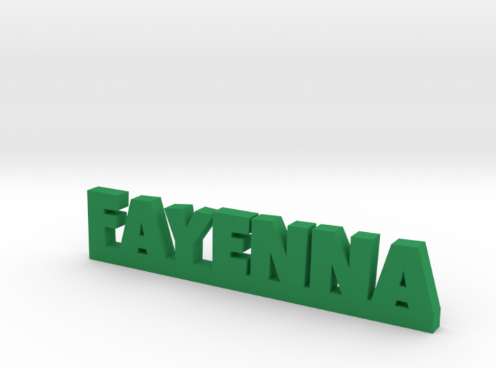 FAYENNA Lucky 3d printed