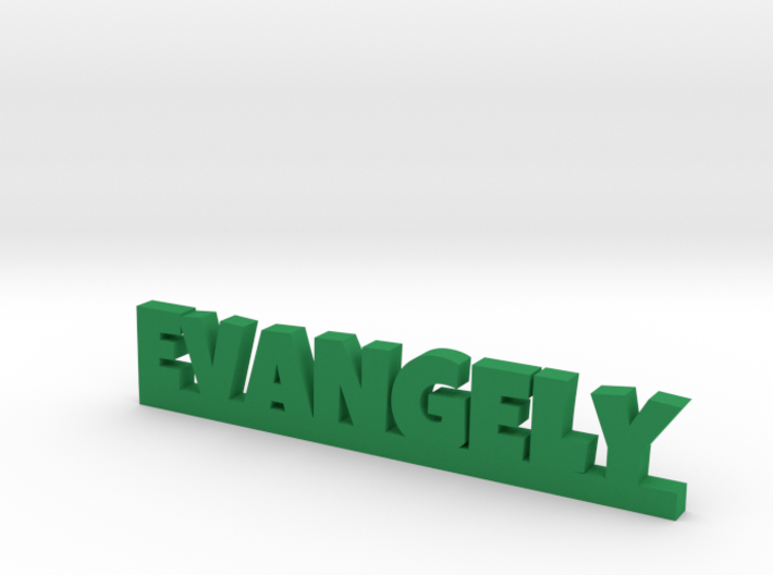 EVANGELY Lucky 3d printed