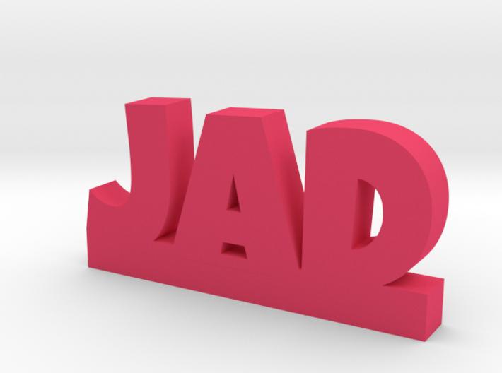 JAD Lucky 3d printed