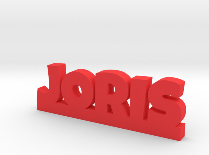 JORIS Lucky 3d printed