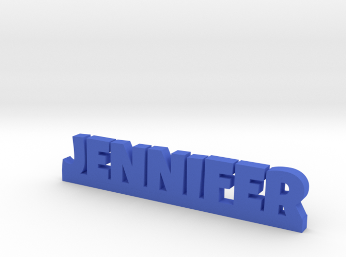 JENNIFER Lucky 3d printed
