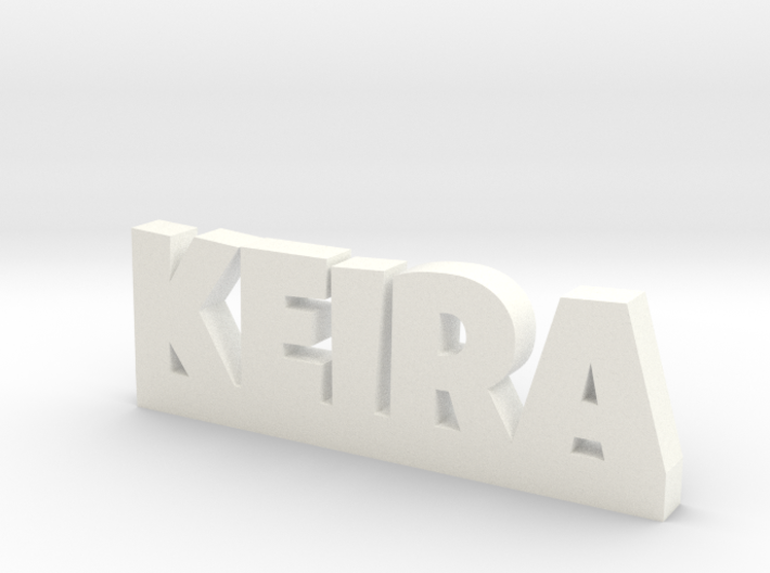 KEIRA Lucky 3d printed
