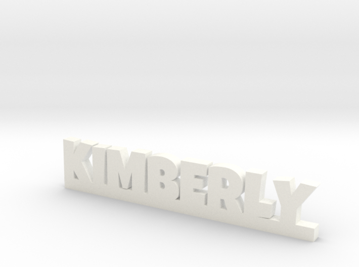 KIMBERLY Lucky 3d printed