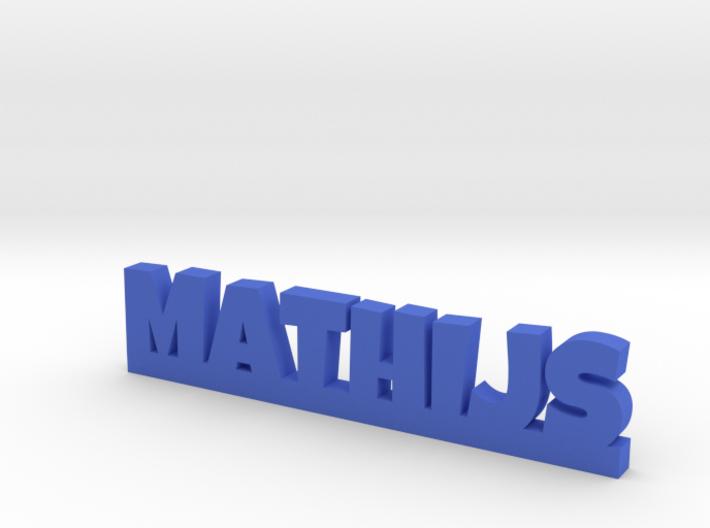 MATHIJS Lucky 3d printed