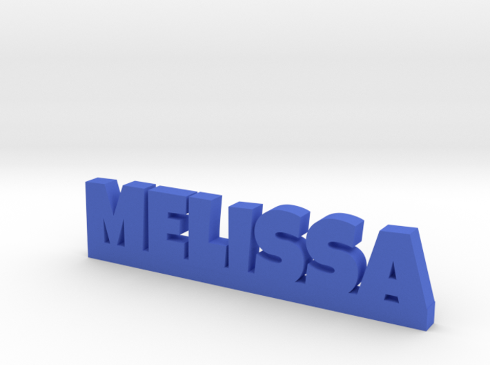 MELISSA Lucky 3d printed