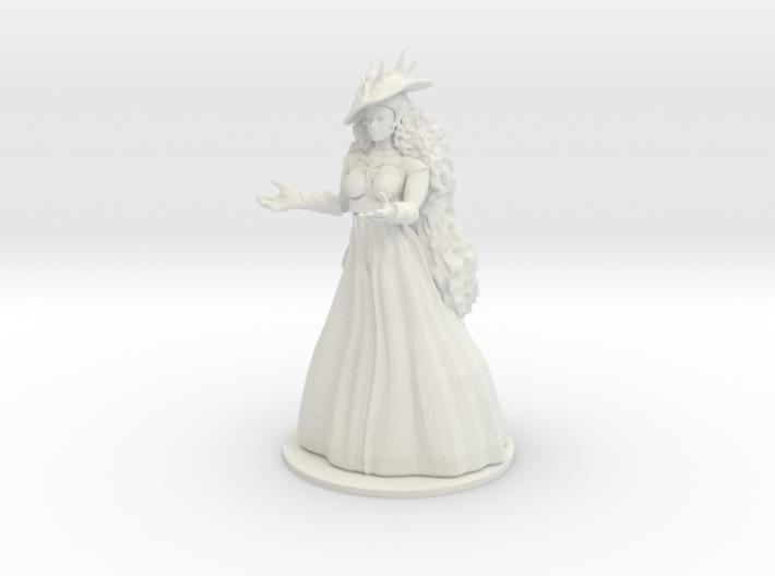 Princess Mirran 3d printed