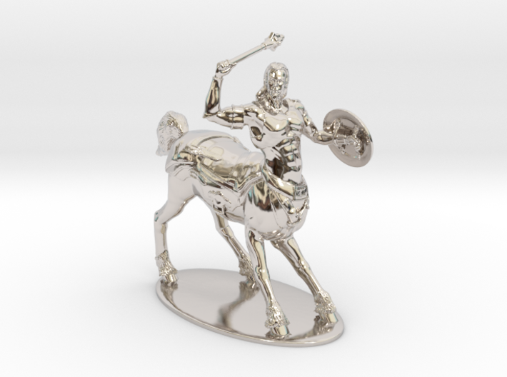 Centaur Miniature 3d printed