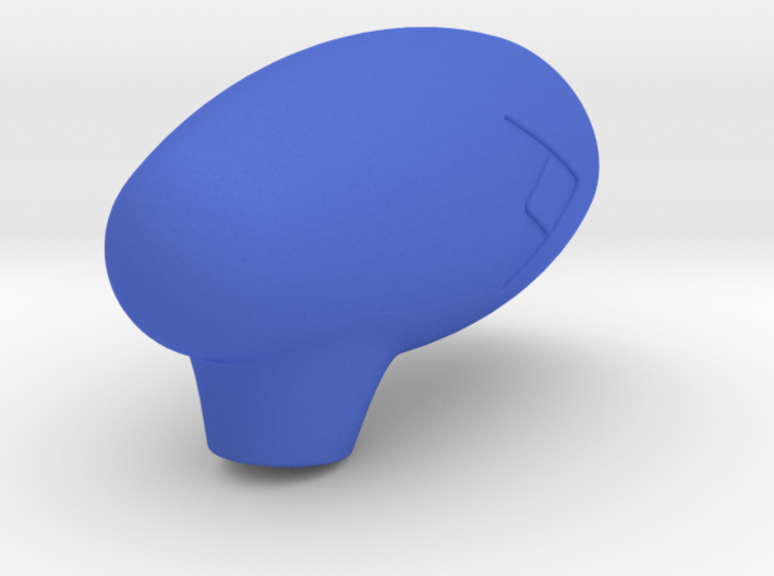 Ocarina Inhaler 3d printed