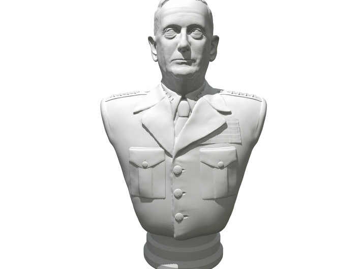 General James Mattis 3d printed