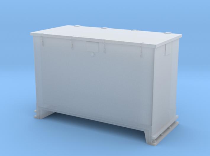 1/96 DKM 10.5cm Ammo Box 3d printed