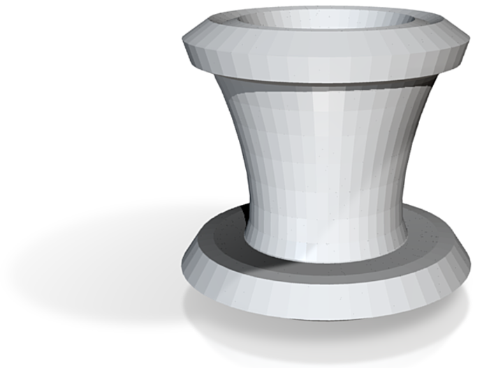 hera shot glass 3d printed