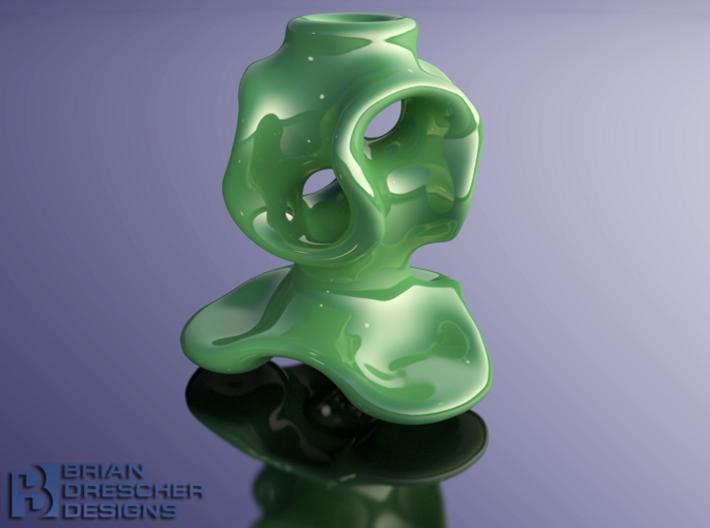 DiaMia Candle Holder 3d printed