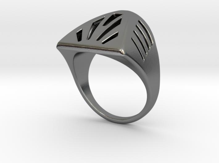 Breathing Ring S B 3d printed
