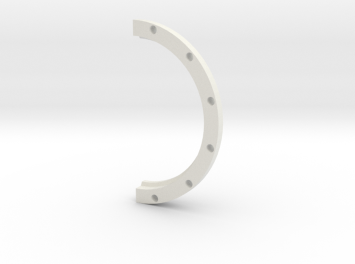 PL-mount adapter for Arri-Std lens (Mid Half-ring) 3d printed