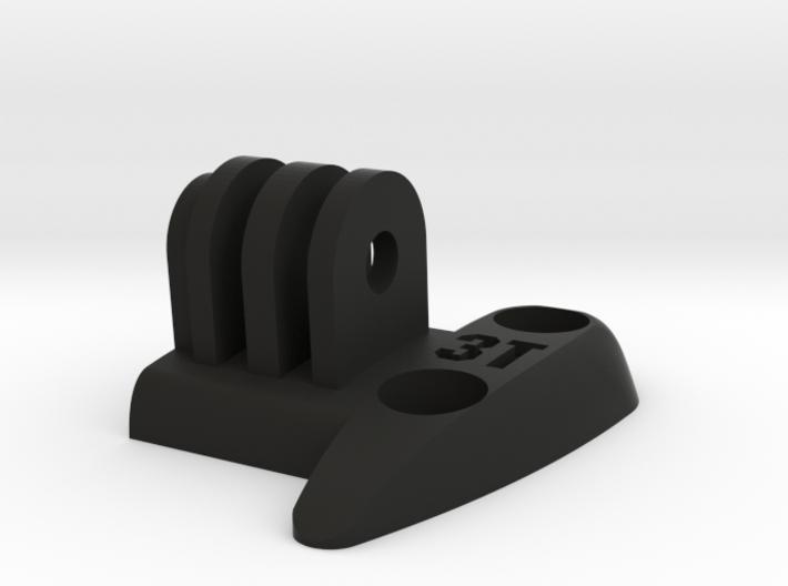 3T Zefiro Team Handlebar GoPro Adapter Left Side 3d printed