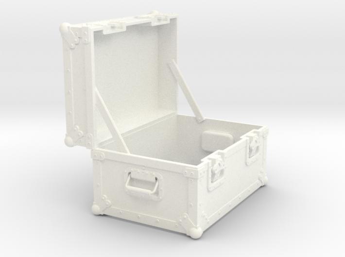 BACK FUTURE 1/8 EAGLEMOS PLUTONIUM BOX OPEN EMPTY 3d printed