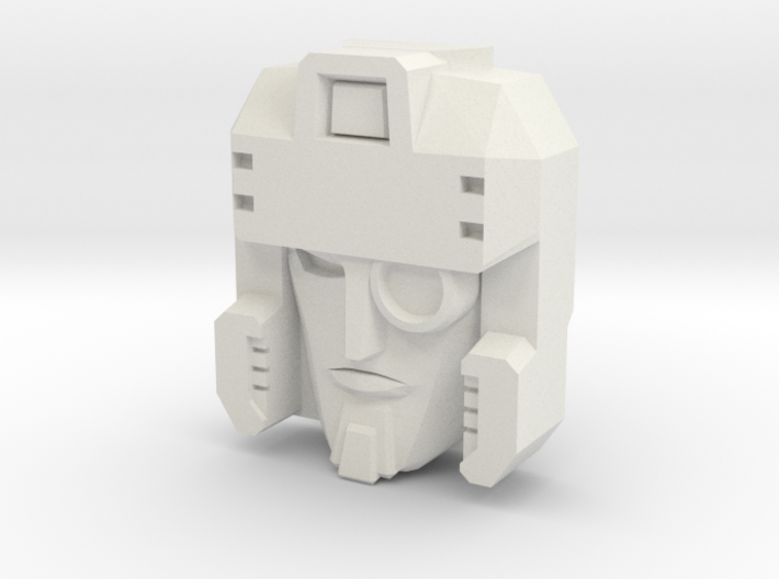 Blitzwing, Icy Face (Titans Return) 3d printed