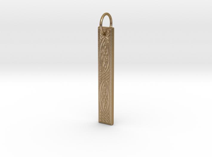 Celtic Knot Pendant 2 3d printed