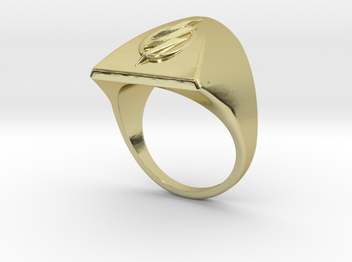 Flash Ring G 3d printed