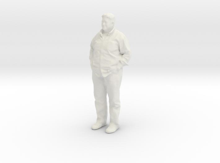Printle C Homme 011 - 1/32 - wob 3d printed