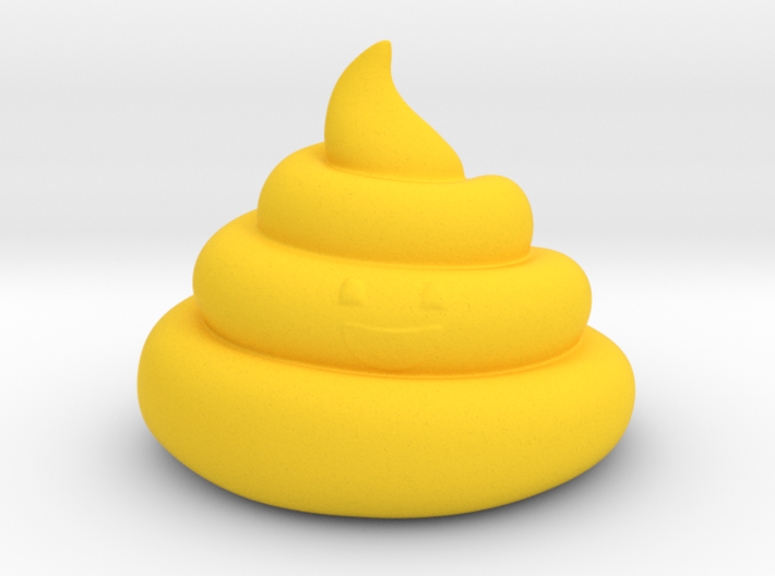 poop de la tart 3d printed