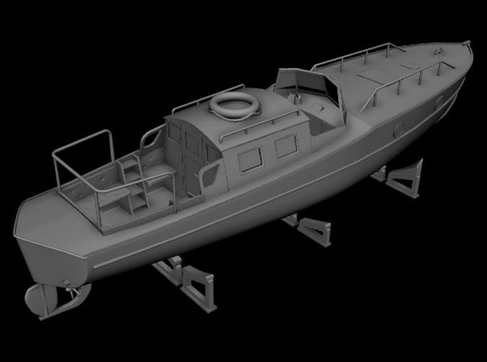 1/32 DKM 11m Admiral's Gig 3d printed