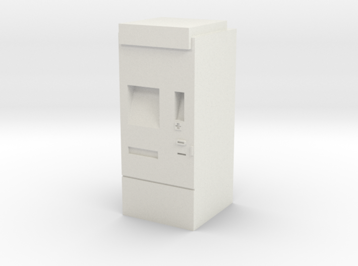 Modern ticket machine (DB and others) 3d printed