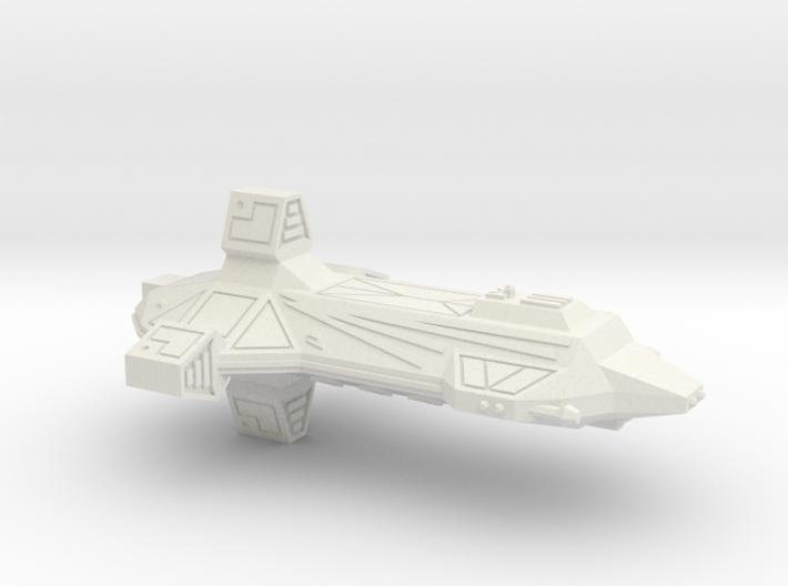 Barachan Corsair 3d printed