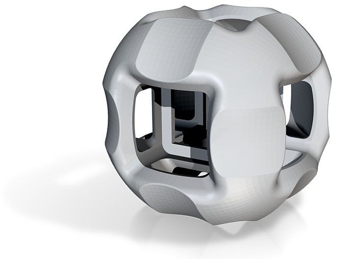 Cherry Mx fidgetball_proto 3d printed