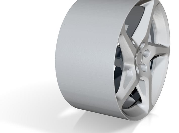 YCID A Ferarri Rear 3d printed