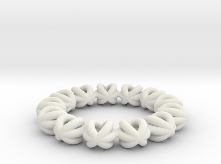 Bracelet Of Circles v2.13 3d printed