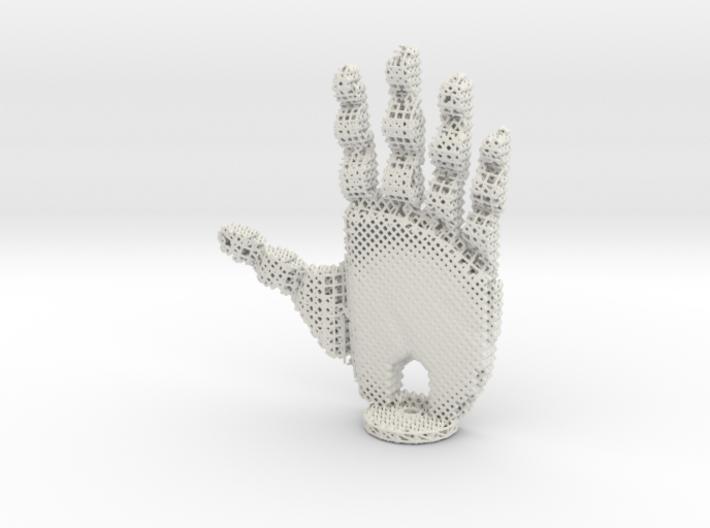 Robotic Hand 3d printed