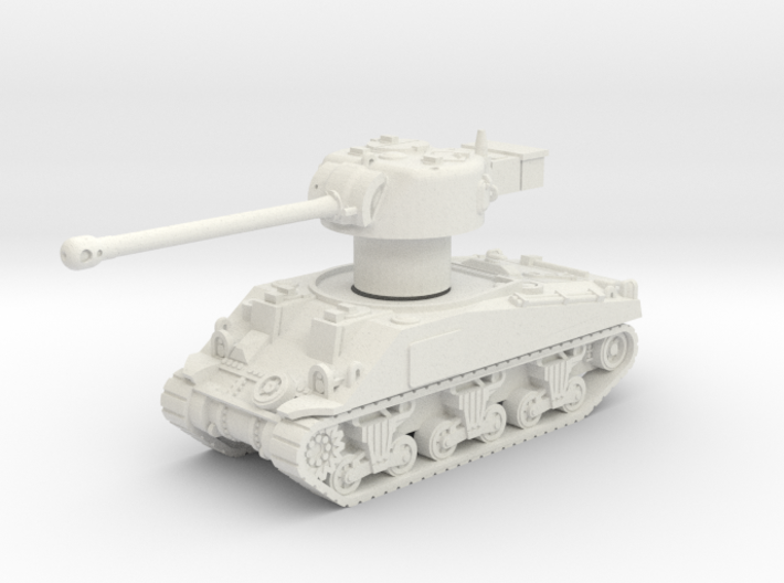 M4 Sherman VC Firefly Rotatable turret 3d printed