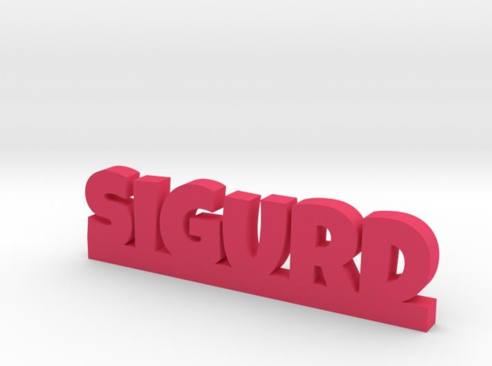 SIGURD Lucky 3d printed
