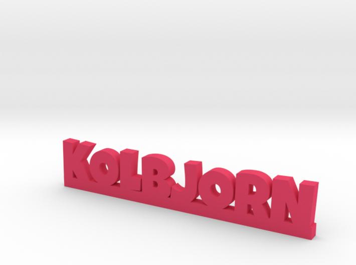 KOLBJORN Lucky 3d printed