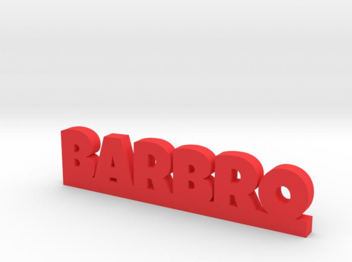 BARBRO Lucky 3d printed