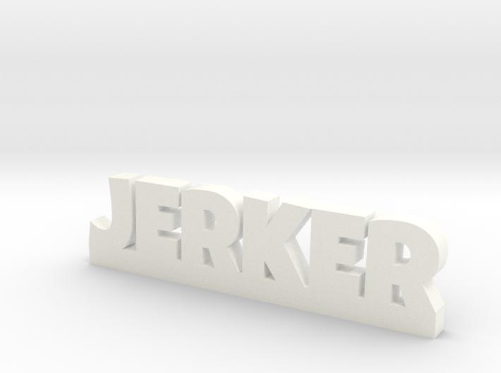 JERKER Lucky 3d printed