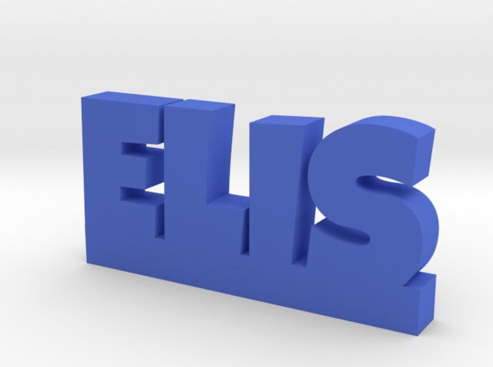 ELIS Lucky 3d printed