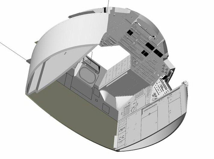 Starboard Displays 3d printed